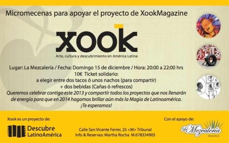 Micromecenas XookMagazine